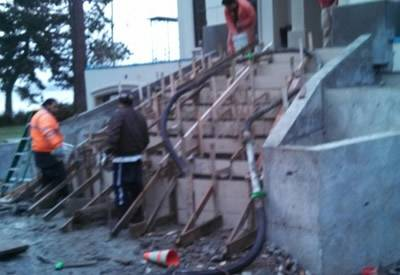 Typical Industrial Concrete Jobs by Glasco
